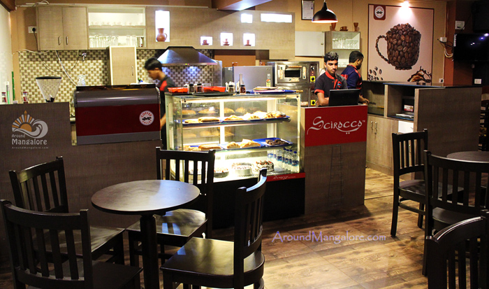 Scirocco - The Pizzeria - Italian Restaurant - Mangalore