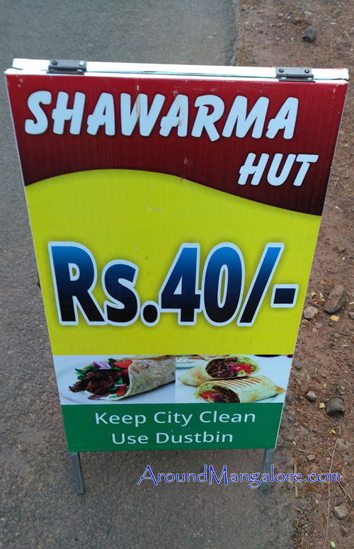 Shawarma Hut (Mobile Outlet) - Near Kadri Park, Mangalore