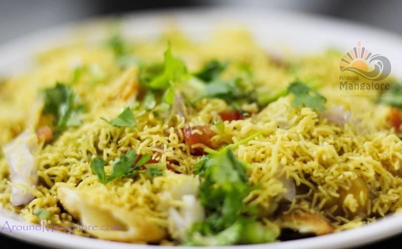 Masala puri - Suncafe - Bejai, Kodailbail, Mangalore