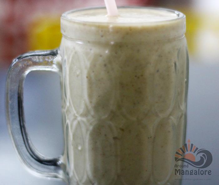 Chikoo Milkshake - Suncafe - Bejai, Kodailbail, Mangalore