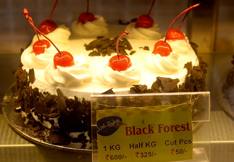 Black Forest - Just Bake, Mangalore - Near Marnamikatte Circle, Jeppu, Mangalore