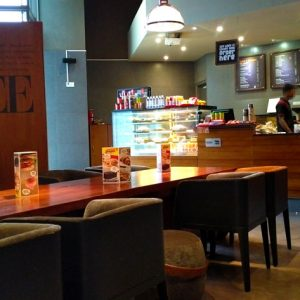 Cafe Coffee Day, Forum Fiza Mall, Mangalore