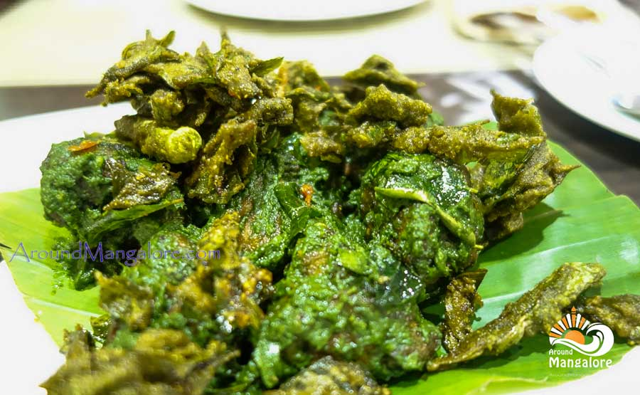 Curry Leaf Chicken - Nirvana - Hotel Roopa, Mangalore