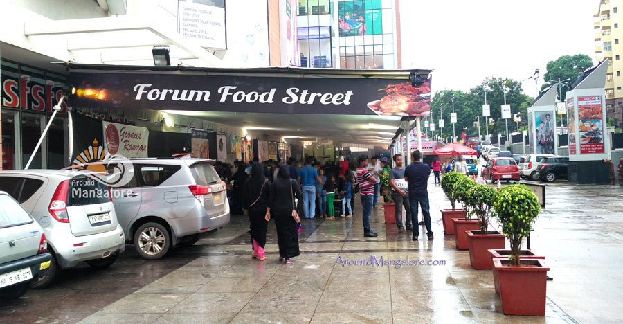 Forum Food Street 2016 - The Forum Fiza Mall, Mangalore