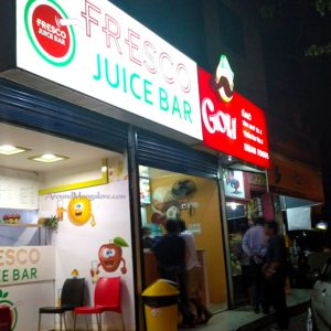 Fresco Juice Bar, Mangalore