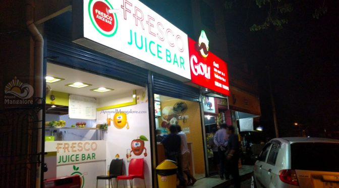 Fresco  Juice Bar, Mannagudda