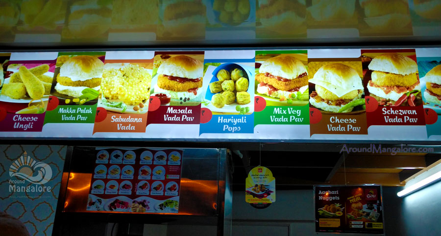 Goli Vada Pav No 1 - Kiran Foods, Mannagudda, Mangalore