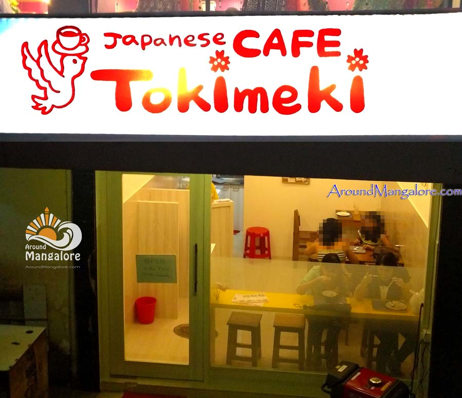 Japanese Cafe - Tokimeki - Attavar, Mangalore