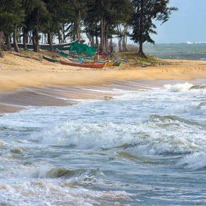 Maravanthe Beach - Kundapura, Karnataka