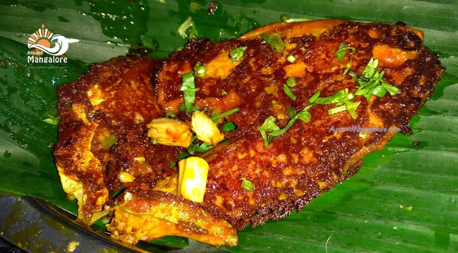 Anjal Fry - Fish Market – Sea Food Restaurant - Lower Bendoor, Mangalore