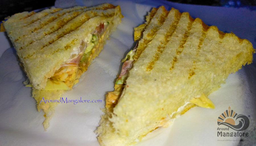 Chicken Sandwich - Chillax Homy Restaurant - Deralakatte, Mangalore