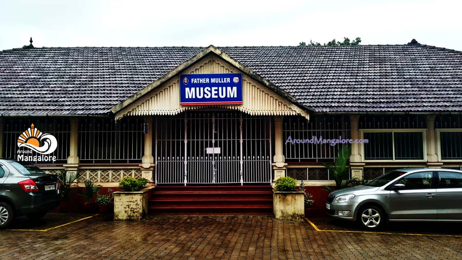 Father Muller Museum, Father Muller Medical College, Kankanady, Mangalore