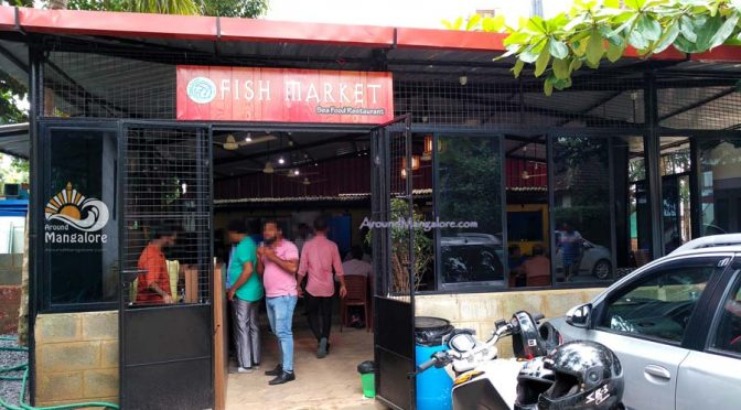 Fish Market – Sea Food Restaurant - Lower Bendoor, Mangalore