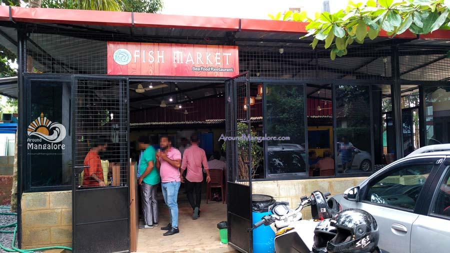 Fish market sea food restaurant lower bendoor around for Fish market restaurant