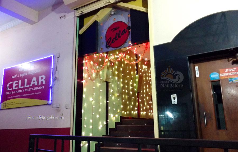 The Cellar Bar & Family Restaurant, Mangalore