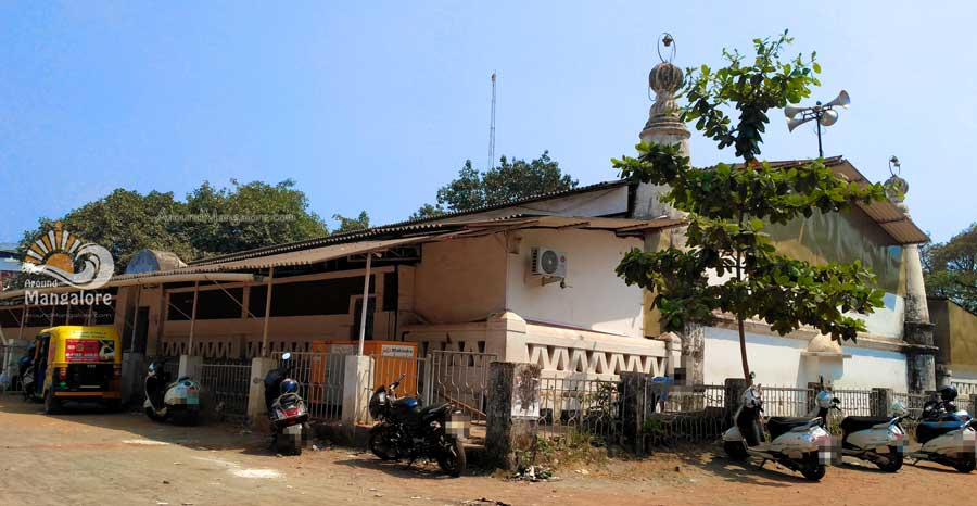 Idgah Mosque - Light House Hill Road, Mangalore