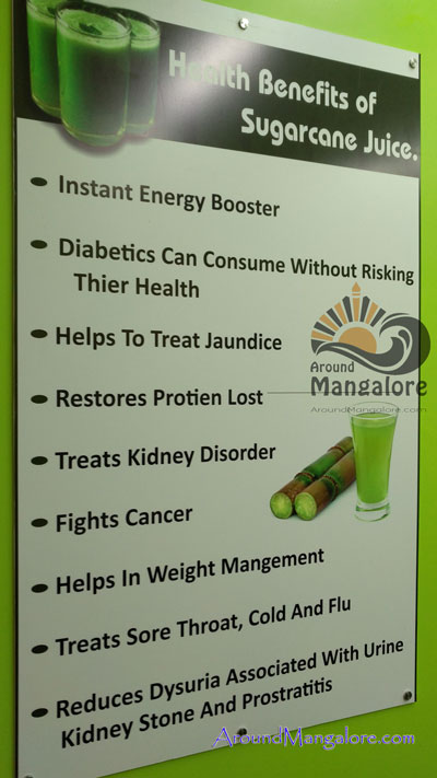 Janata - Fresh Sugarcane Juice - The Forum Fiza Mall, Mangalore