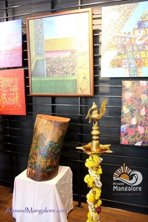 Mungaru – Splash of Colours n Art Reach – Jul 2016 S Cube Art Gallery Mannagudda Mangalore P3 - Mungaru & Art Reach at S Cube Art Gallery, Mannagudda - 23 to 30 Jul 2016