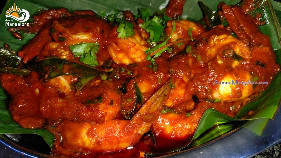 Prawns - Fish Market – Sea Food Restaurant - Lower Bendoor, Mangalore