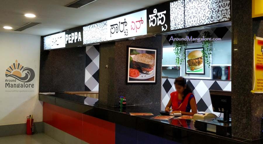 Salt n Peppa - Bharath Mall, Mangalore