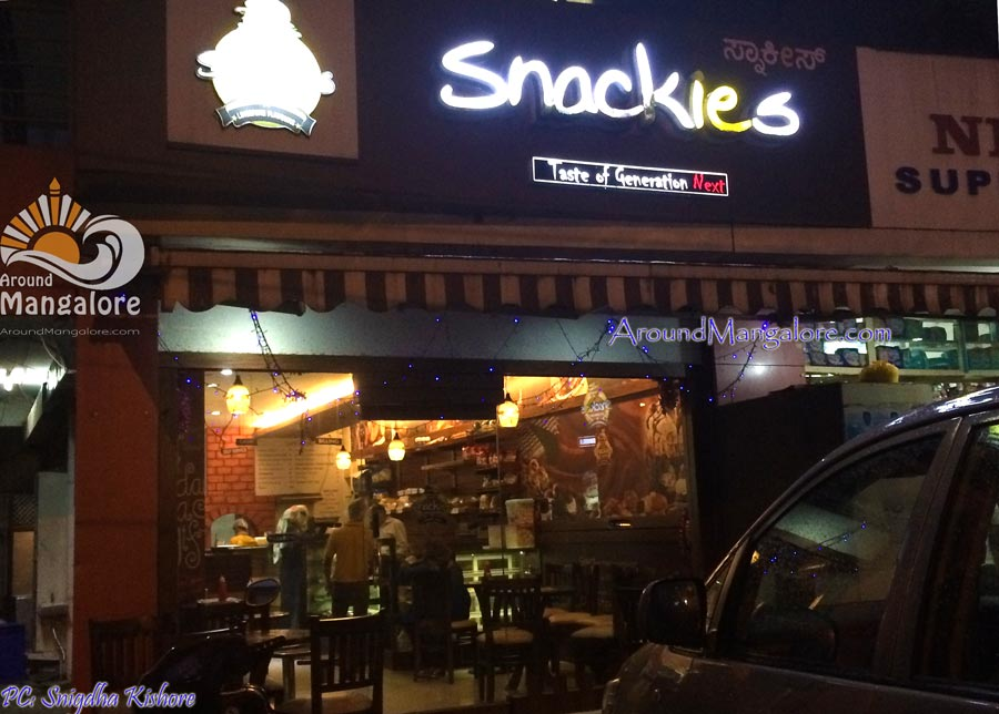 Snackies - Cafe - Pastries - Snacks - Falnir, Mangalore