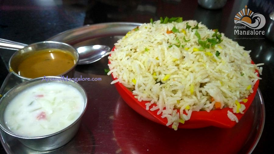 Anjal Biryani - Mamamaas - Sea Food Family Restaurant - MG Road, Mangalore