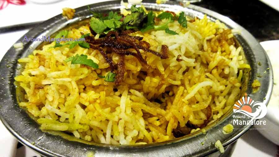 Chicken Biryani - Udupi Royal Darbar - Restaurant - Falnir, Mangalore