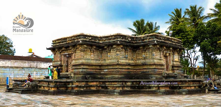 Kappe Chennigaraya Temple - Chennakeshava Temple, Belur