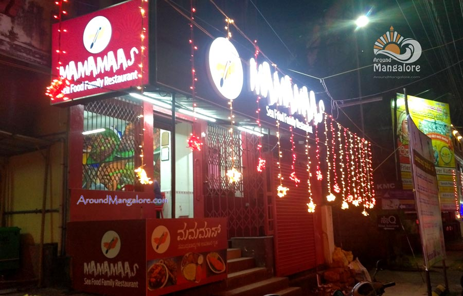 Mamamaas - Sea Food Family Restaurant - MG Road, Mangalore
