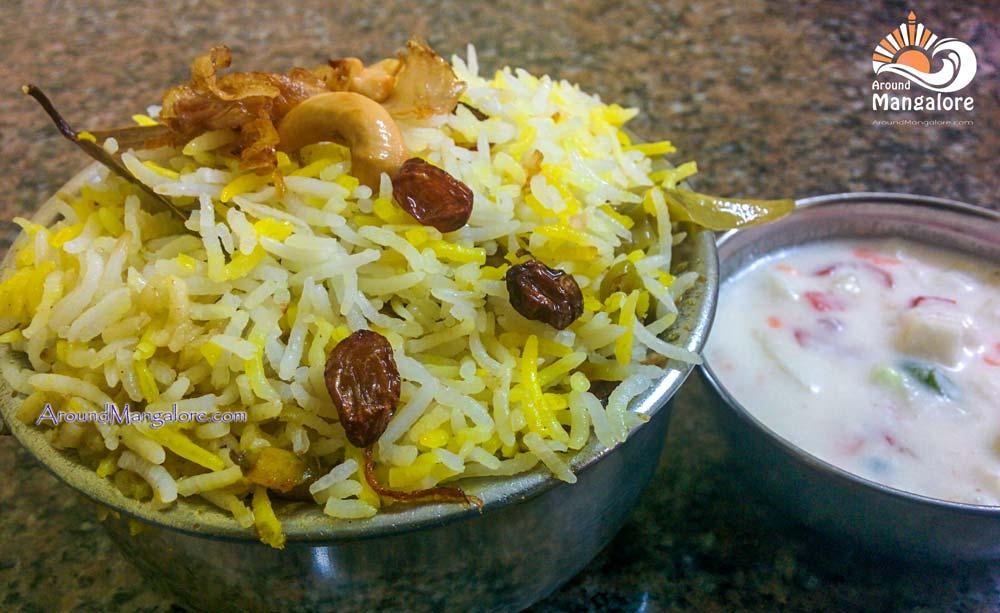 Prawns Biryani - Macchhi – Kudla Style Family Restaurant - Attavar, Mangalore