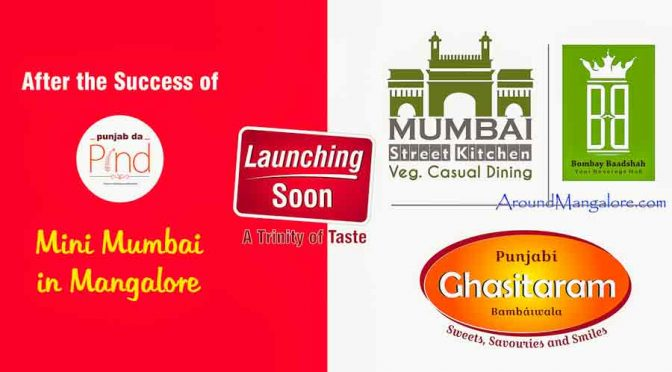 Punjab Da Pind - Mumbai Street Kitchen, Bombay Baadshah, Punjabi Ghasitaram