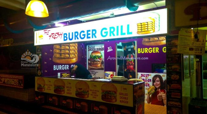 The Fresh – Burger Grill, Empire Mall