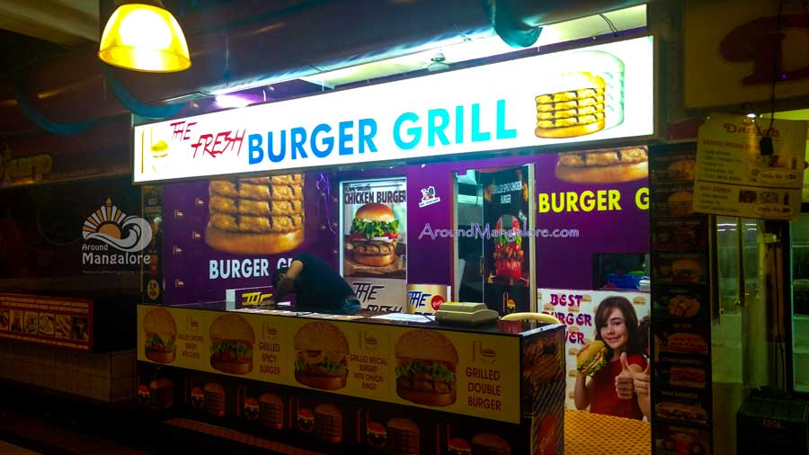 The Fresh - Burger Grill, Empire Mall, Mangalore