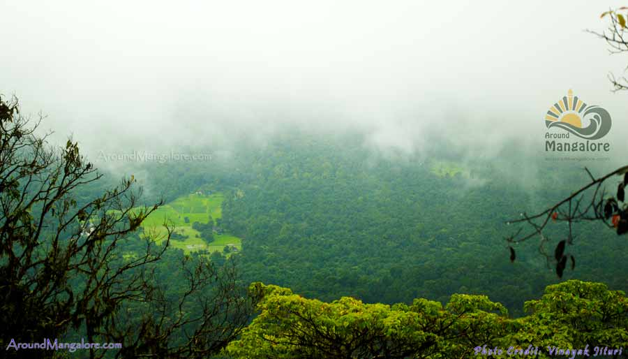 Agumbe Sunset View Point, Agumbe, Karnataka - AroundMangalore.com