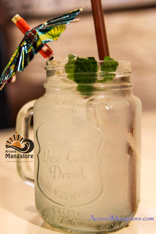 Granita - Mocktails - The Chocolate Room - Empire Mall, Mangalore