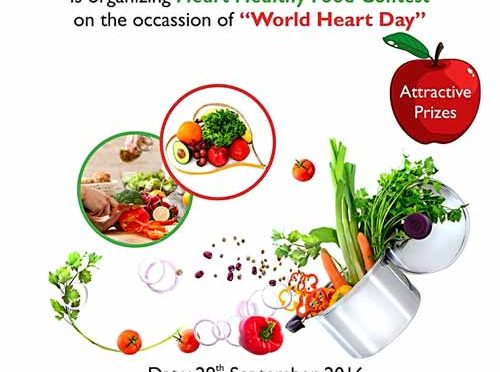 Heart Health Food Contest At Indiana Hospital & Heart Institution Ltd, Mangalore On 29th Sep 2016 at 04:00 PM