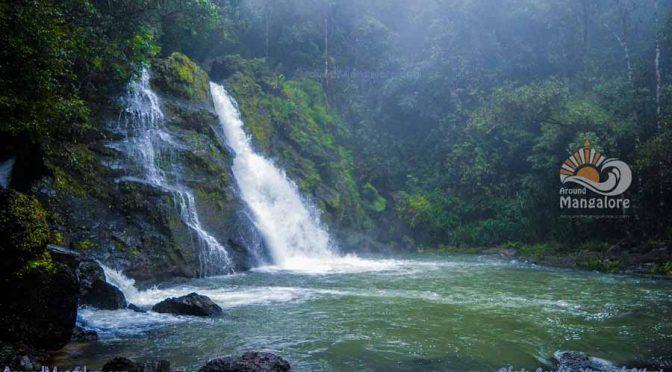 Jogigundi Falls, Agumbe