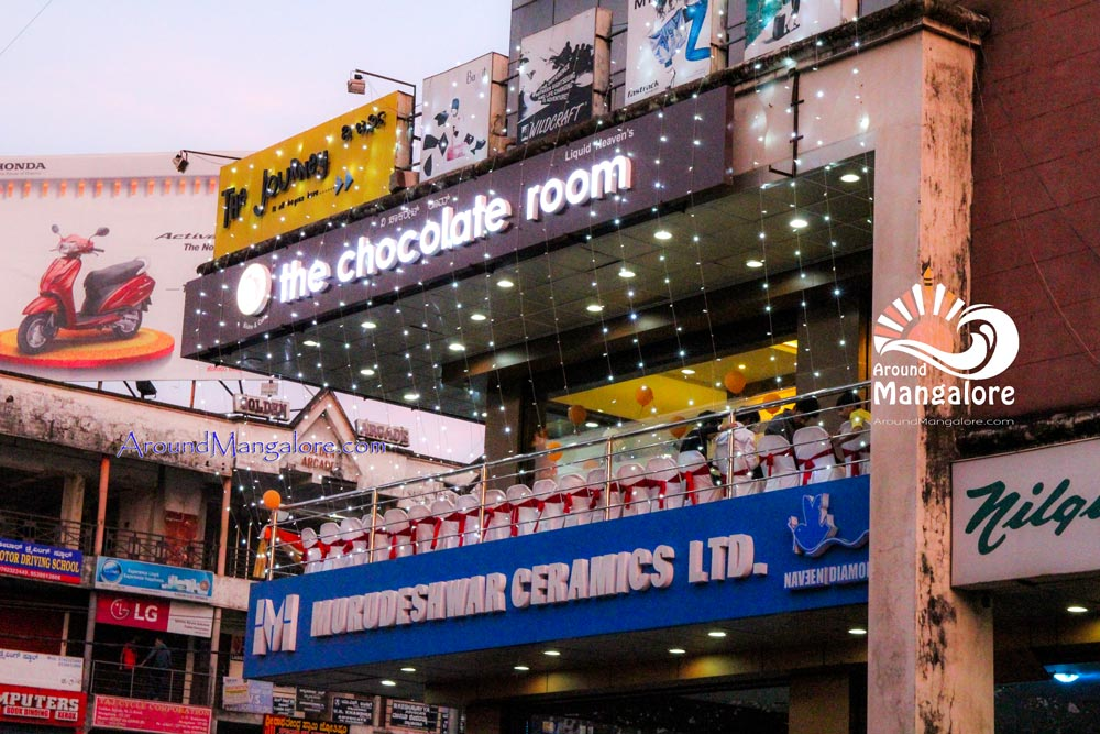 The Chocolate Room - Empire Mall, Mangalore