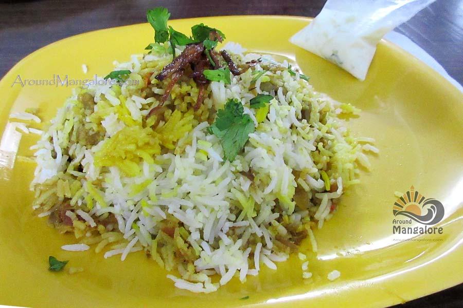 Chicken Biriyani Half - Biriyani Corner - Surabhii Complex, Bejai, Mangalore