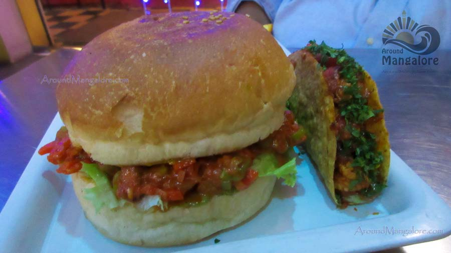 Mexican Sloppy Joe - Chefs Burger Fest - Oct 2016 - Chefs - Kadri, Mangalore