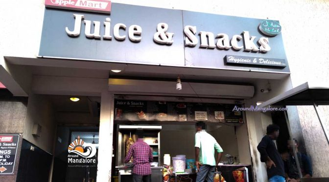 Apple Mart - Juice & Snacks - Inland Arcade, Mangalore