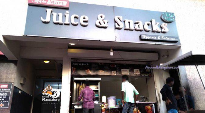 Apple Mart - Juice & Snacks - Inland Arcade, Mangalore