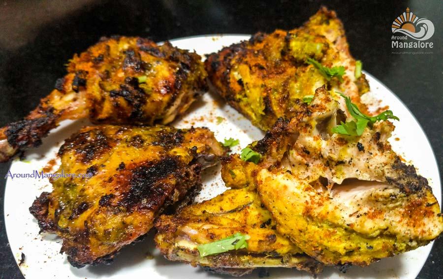 Chicken Al-Faham - Biryani Darbar Restaurant - Bejai, Mangalore