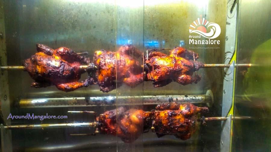 Chicken Grill - Biryani Darbar Restaurant - Bejai, Mangalore