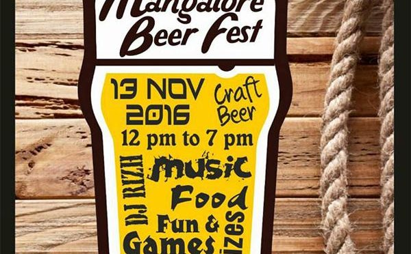 Mangalore Beer Fest – 13 Nov 2016 – Spindrift