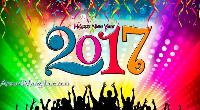 New Year 2017 Party's – Around Mangalore
