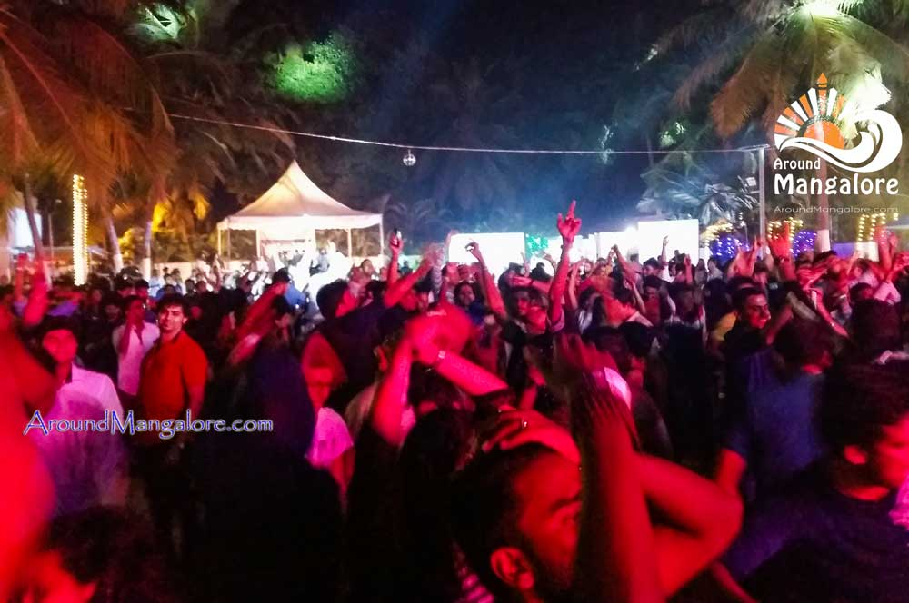 Sunburn Reloaded - 26 Nov 2016 - River Dale, Mangalore