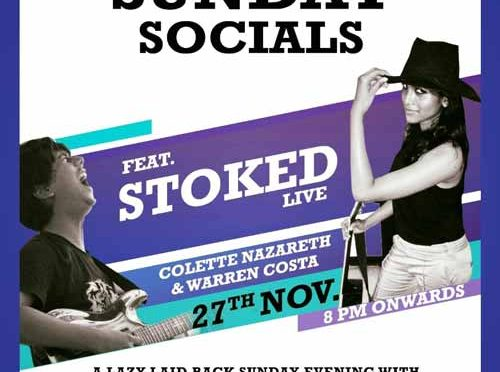 Sunday Socials - 27 Nov 2016 - Spindrift, Mangalore