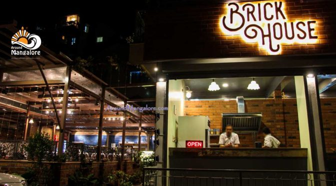 Brick House - Restaurant - Falnir, Mangalore
