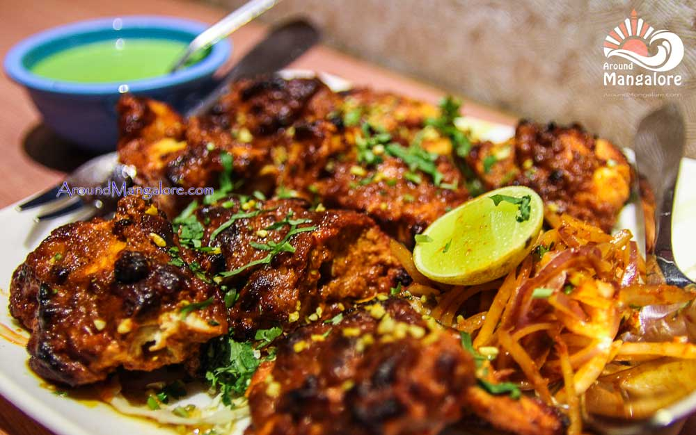 Chicken Sholay Kabab - Dolphin Restaurant & Cocktail Bar, Bejai